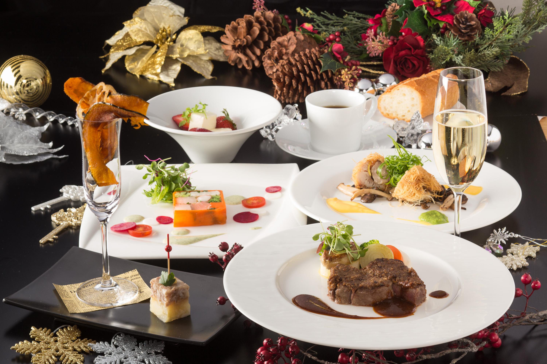 名古屋クリスマスディナー